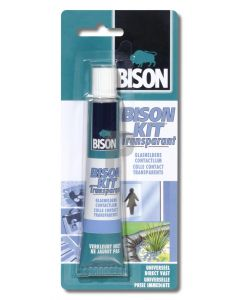 10001658-Bison Kit Transparant Tube Klein-0