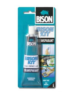 10001659-Bison Kit Transparant Tube Groot-0