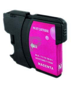 10002535-Brother LC-980/1100 Magenta-0