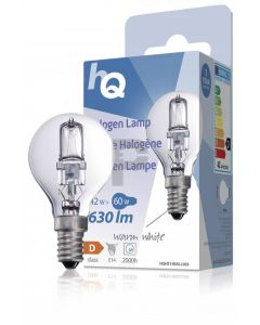 10026445-HQ Halogeenlamp kogel E14 42Watt-0