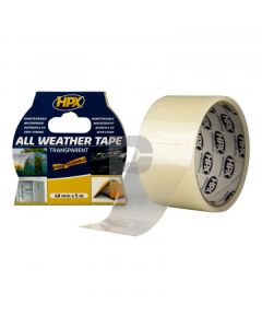 10026726-All weather tape transparant-0