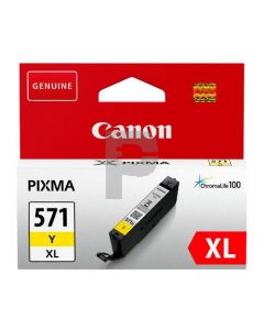 10027234-Canon CLI-571XL yellow-0