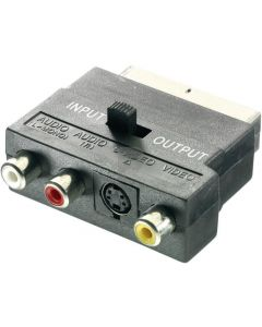 105722-Scart adapter multi schakelbaar-0