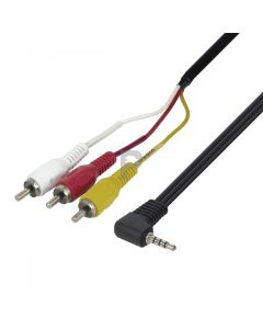 106016-Audio/video kabel tulp - jack-0
