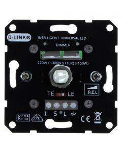 108731-LED dimmer 1 - 300 W RCL-0
