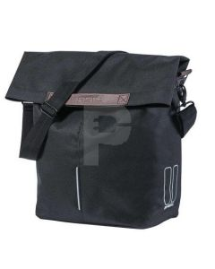 108852-Shopper fietstas City black-0