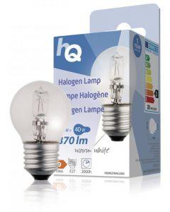 10026451-HQ Halogeenlamp kogel E27 28Watt-0