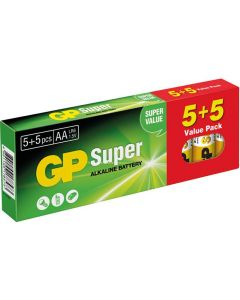 106800-GP super Alkaline AA  -0