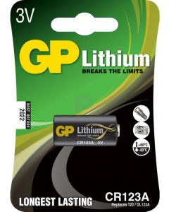 10018768-GP Photo Lithium CR123A -0