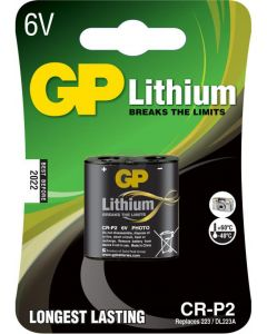 10018769-GP Photo Lithium CR-P2 -0